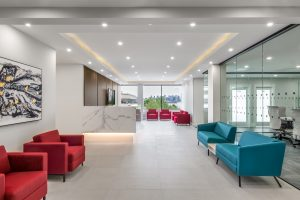 Harbourfront reception - Simply Office-1